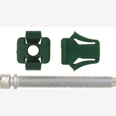 Auto Body Dr. 6703RX Headlight Adjusting Screw Green Nylon Nut