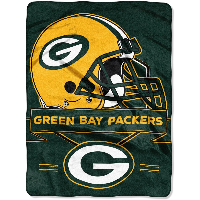Nfl Green Bay Packers Quot Prestige Quot 60 Quot X 80 Quot Raschel Throw