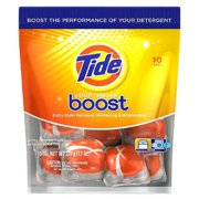 Tide Stain Release In-Wash Booster, Ultra Concentrated 10 ea (Pack of 4)