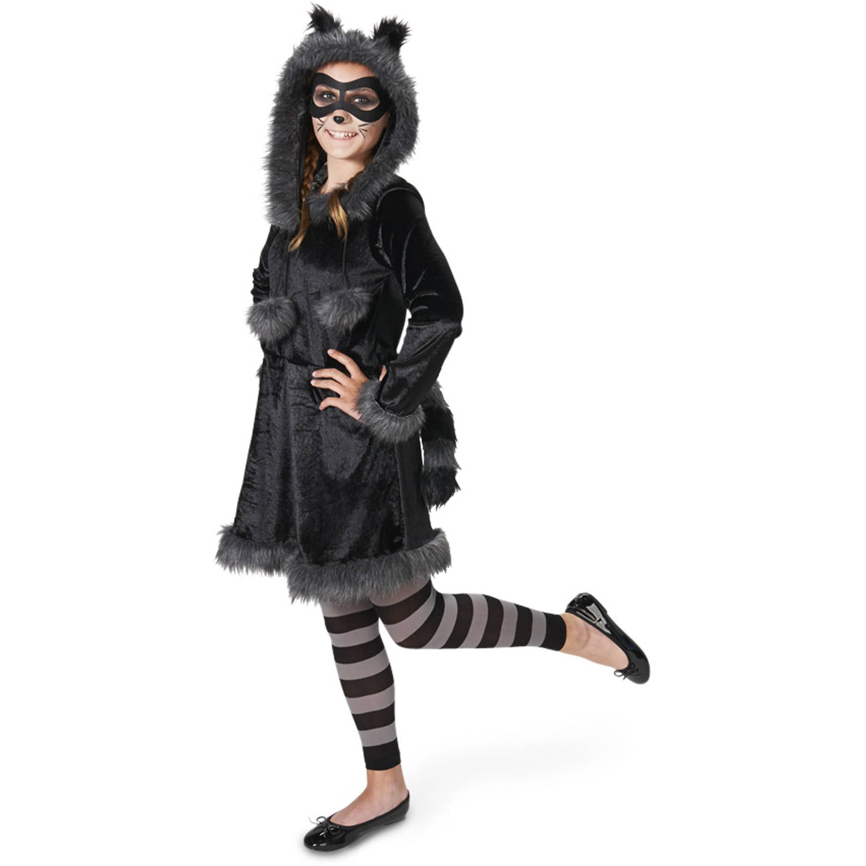 Raccoon Teen Halloween Costume Walmart Com