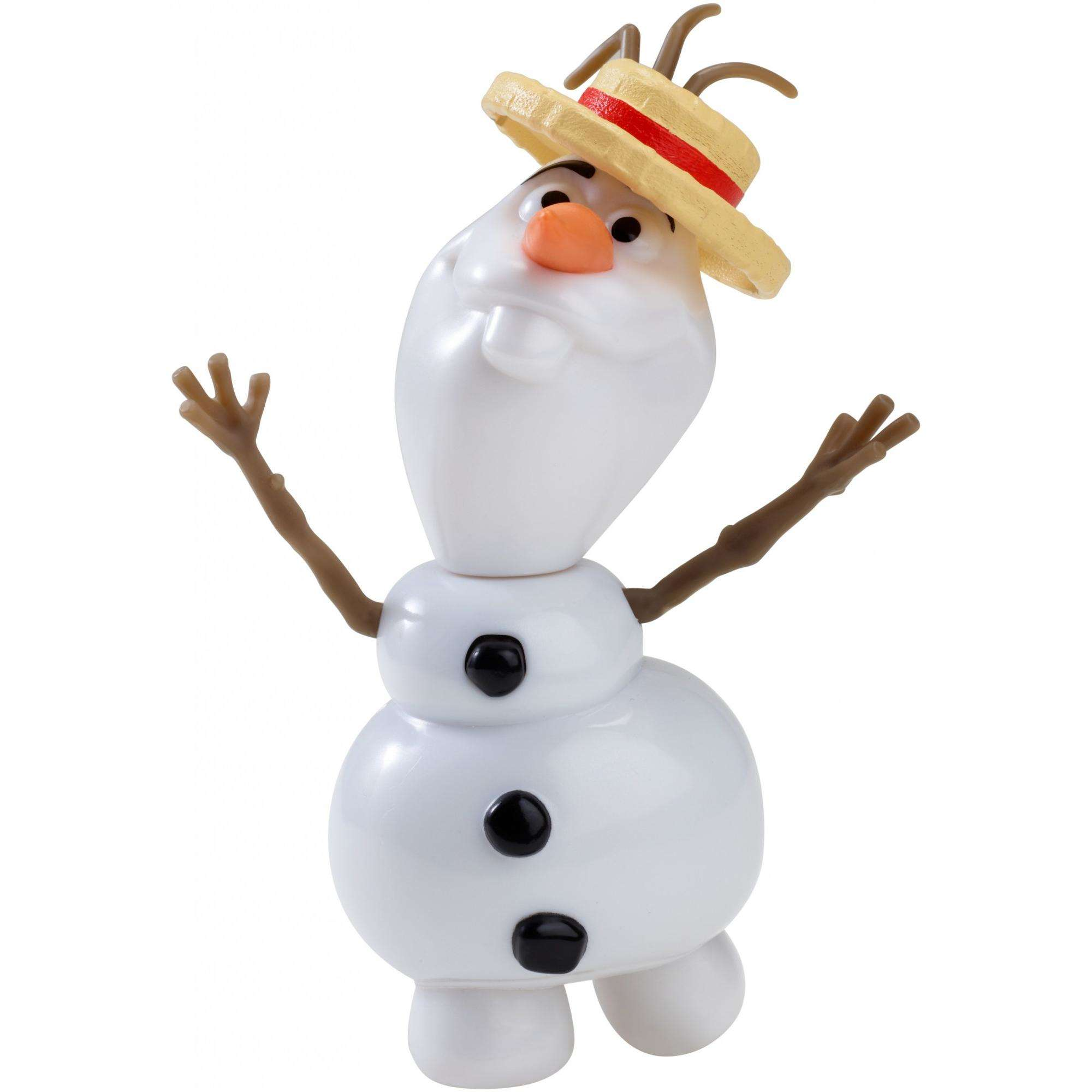 Disney Frozen Summer Singin' Olaf Figure Singing Signature Song