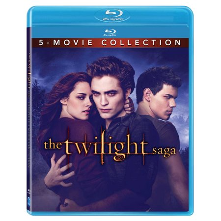 Twilight Saga Complete Collection (Blu-ray)
