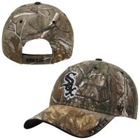 Chicago White Sox '47 Brand Logo Structured Frost Adjustable Hat - Camo - OSFA