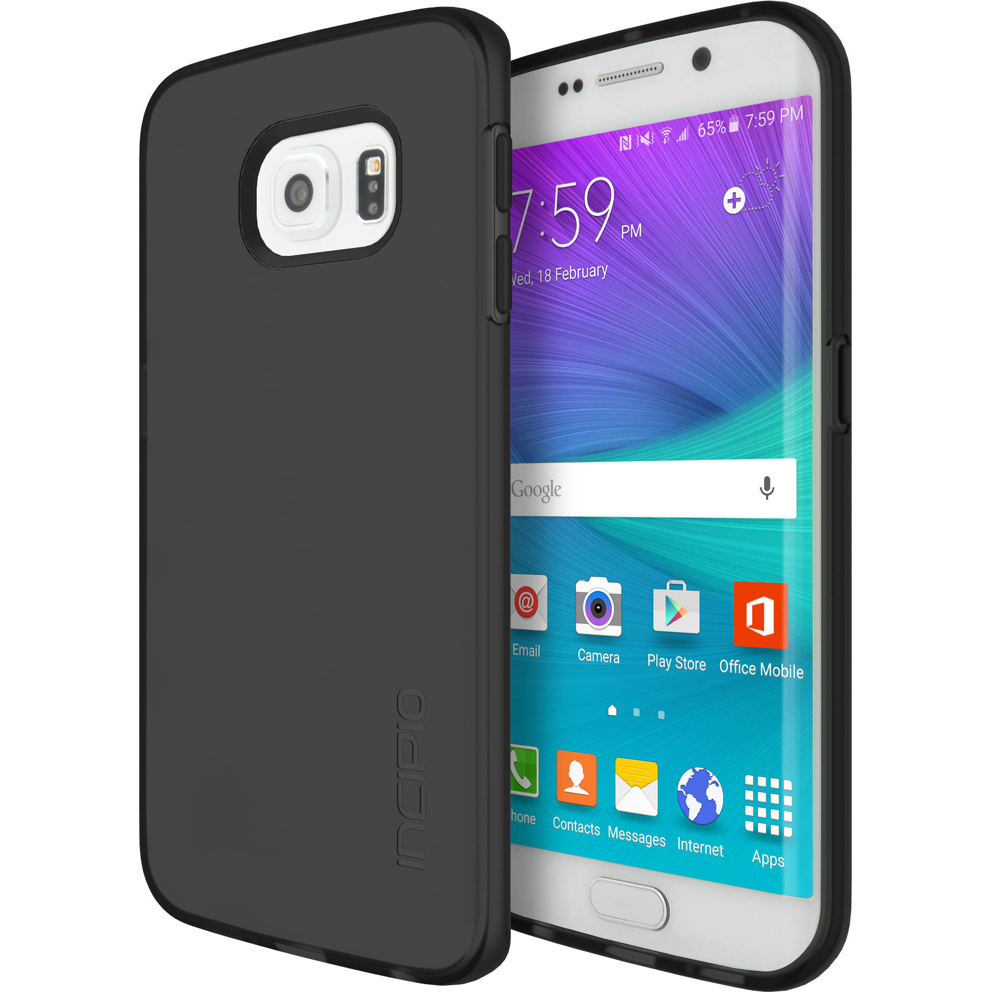 Incipio Galaxy S6 Edge NGP Case