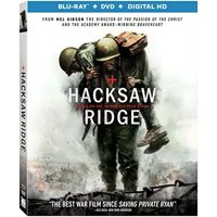 Hacksaw Ridge (Blu-ray + DVD)