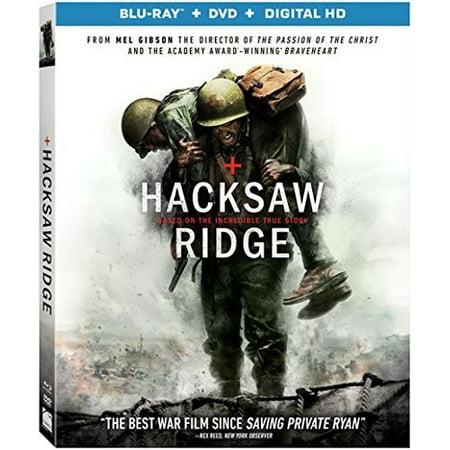 Hack Gu Vol 2 (Hacksaw Ridge (Blu-ray + DVD + Digital)