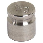 RICE LAKE Calibration Weight (w/cert), 5 g 12503TR