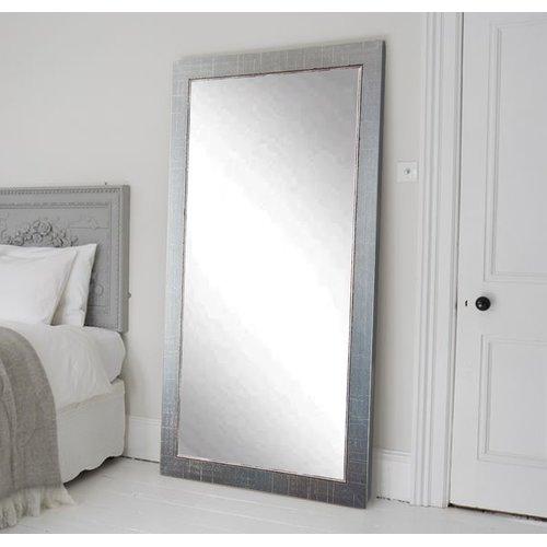Brandt Works LLC Silver Lined Full Body Floor Mirror by Brandt Works LLC