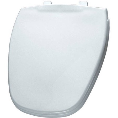 eljer emblem toilet seat. Bemis B1240200346 Round Closed Front Whisper Close Toilet Seat in Biscuit  Walmart com