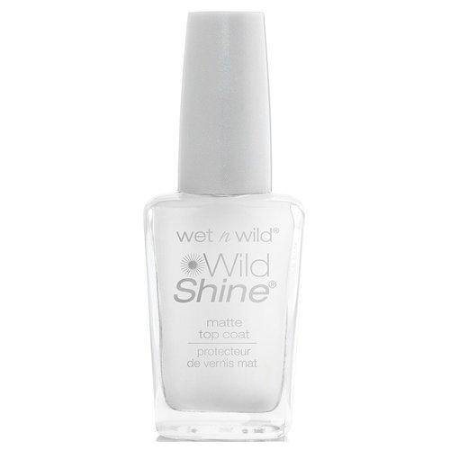 WET N WILD Wild Shine Nail Color - Matte Top Coat (DC)