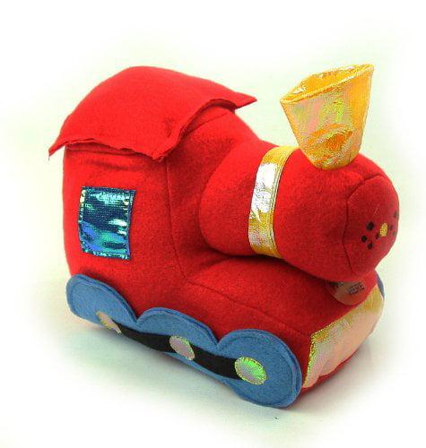Beverly Hills Teddy Bear Co. Stuffed Train w  Sounds by