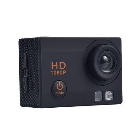 Waterproof Camera HD 1080P Sport Action Camera DVR Cam DV Video Camcorder (Frozen Video Cam)