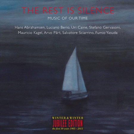 Cd Arditti String (Caine, Uri / Arditti String Quartet - Rest Is Silence: Music of Our Time)