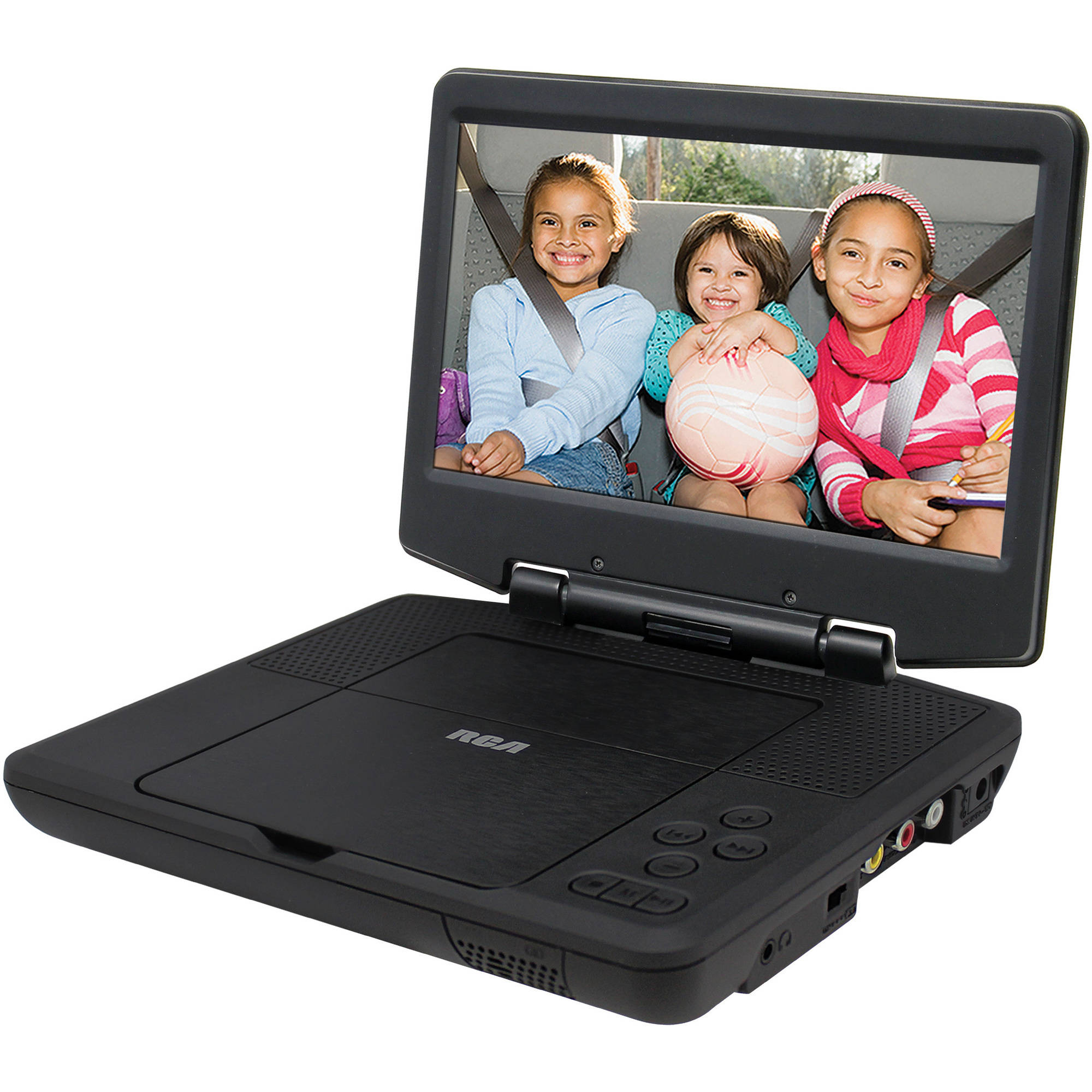 "RCA 9"" Portable DVD Player"