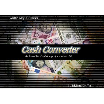 Cash Converter By Richard Griffin   Trick