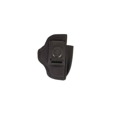 Pro Stealth Inside the Pant Holster, Fits Glock 43, Kahr PM9/40, Ruger LC9,  Ambidextrous, Black Nylon, n/a By DeSantis
