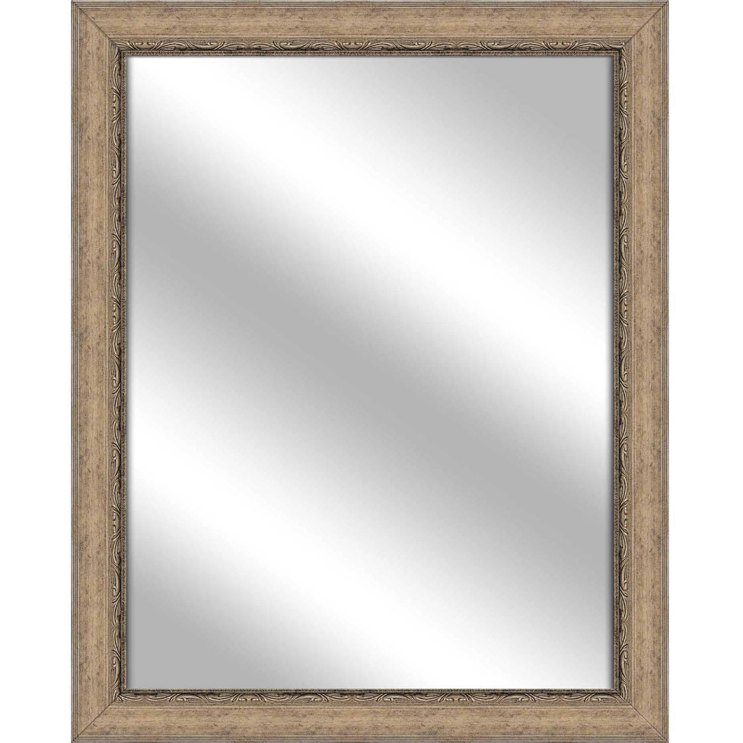 Vanity Mirror, Medium Champagne, 25.75x31.75 by PTM Images