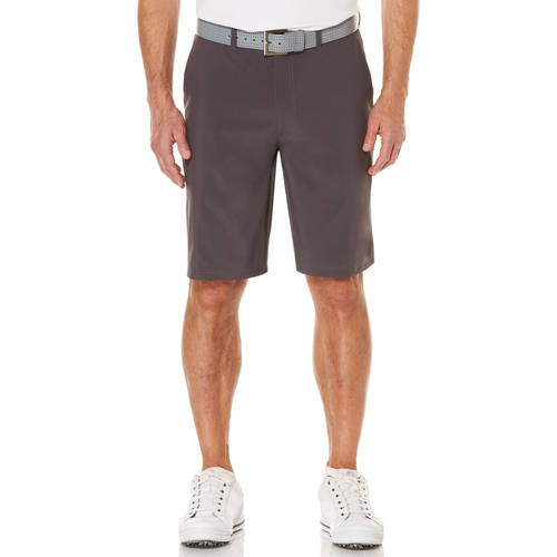 Big Men's Performance Flat Front Active Flex Waistband Four Way Stretch Golf Short