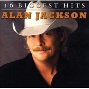 alan jackson 16 biggest hits cd - Alan Jackson Honky Tonk Christmas