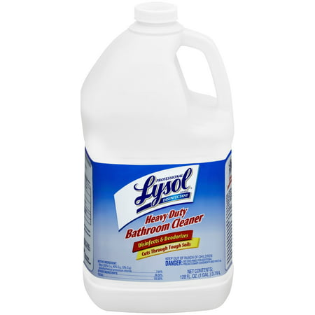 Professional Lysol Disinfectant Heavy Duty Bathroom Cleaner - Professional bathroom cleaning services