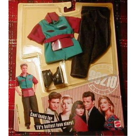 Beverly Hills BH 90210 Brandon Walsh Doll Fashion Outfit Peach Put (07 Beverly Hills Peach)