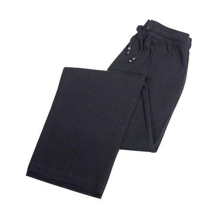 Ike Behar - Mens Lounge Pant Black / Medium