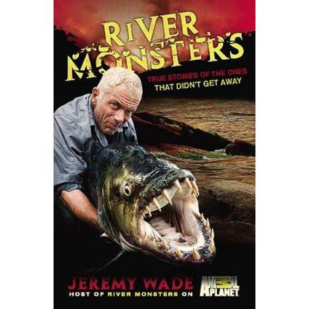 River Monsters - eBook
