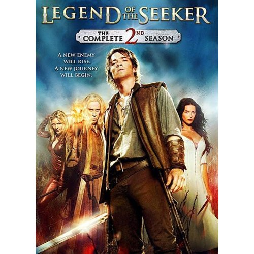Legend Of The Seeker: The Complete Second Season (Widescreen)
