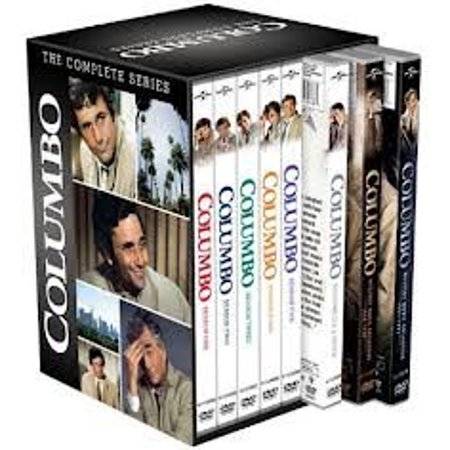 COLUMBO The Complete Series DVD SET 34-Disc Anthology -