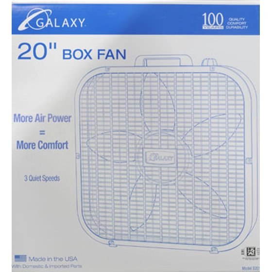 Box Fan Diagram - Wiring Diagrams Galaxy Box Fan Wiring Diagram on