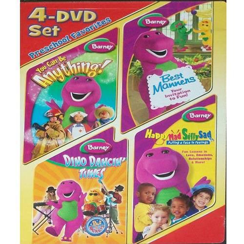 Barney Preschool Favorites