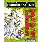Horrible Science: Really Rotten Experiments - eBook
