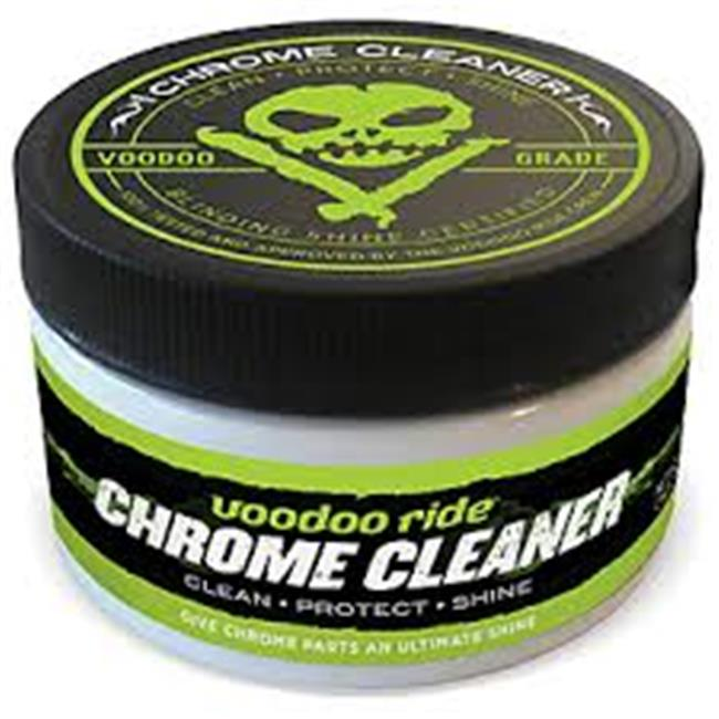 Voodoo Ride VR7010 Chrome Cleaner
