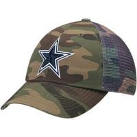 Dallas Cowboys Cambletown Adjustable Hat - Camo - OSFA