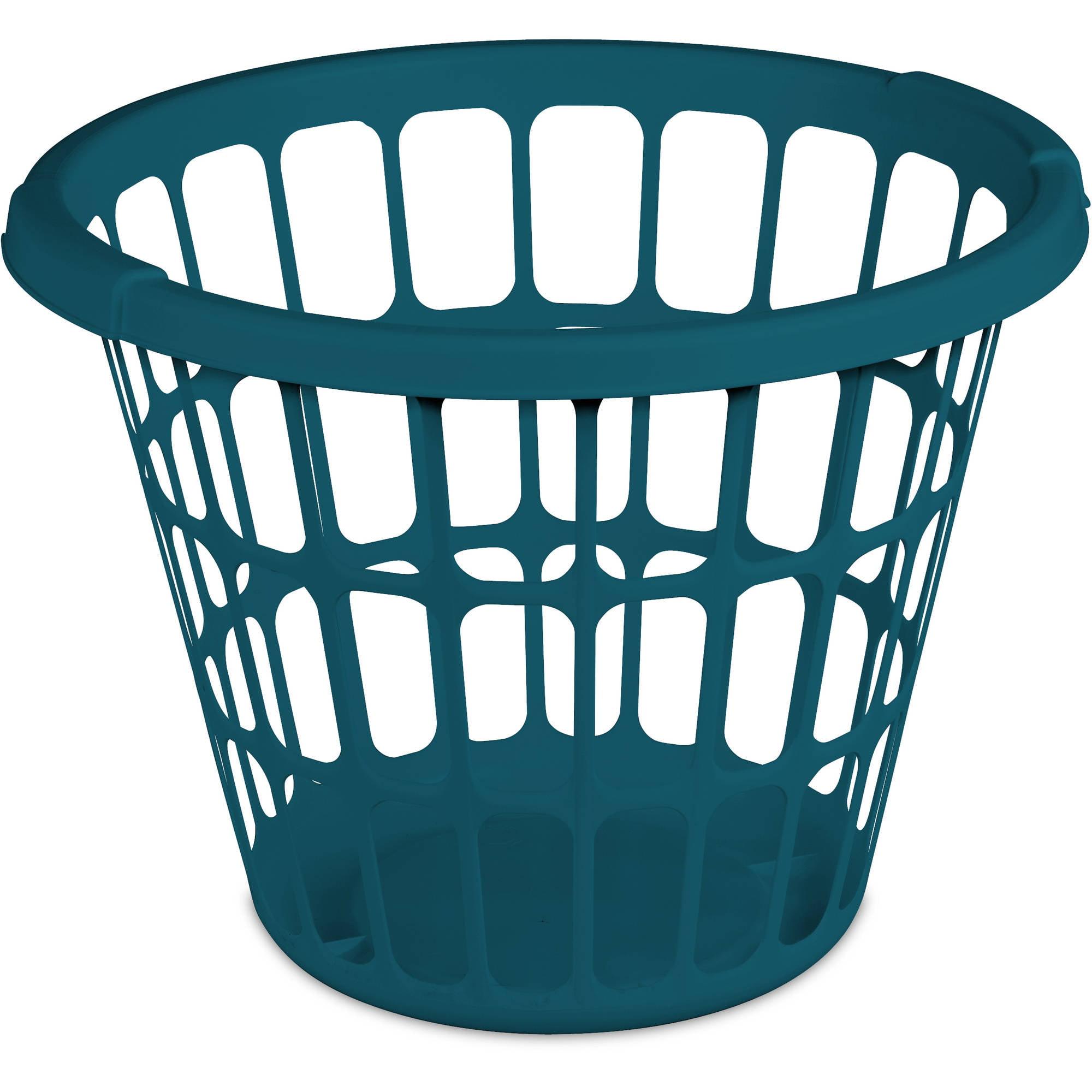 Mainstays 1-bu. Laundry Basket, Corsair