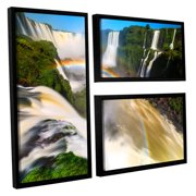 Brushstone Iguassu Falls 2 Wall Art