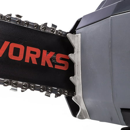Powerworks 16-Inch 60V Brushless Chainsaw, Battery Not Included 2001313AZ