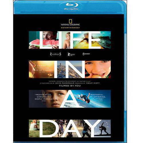 Life In A Day (Blu-ray) (Widescreen)
