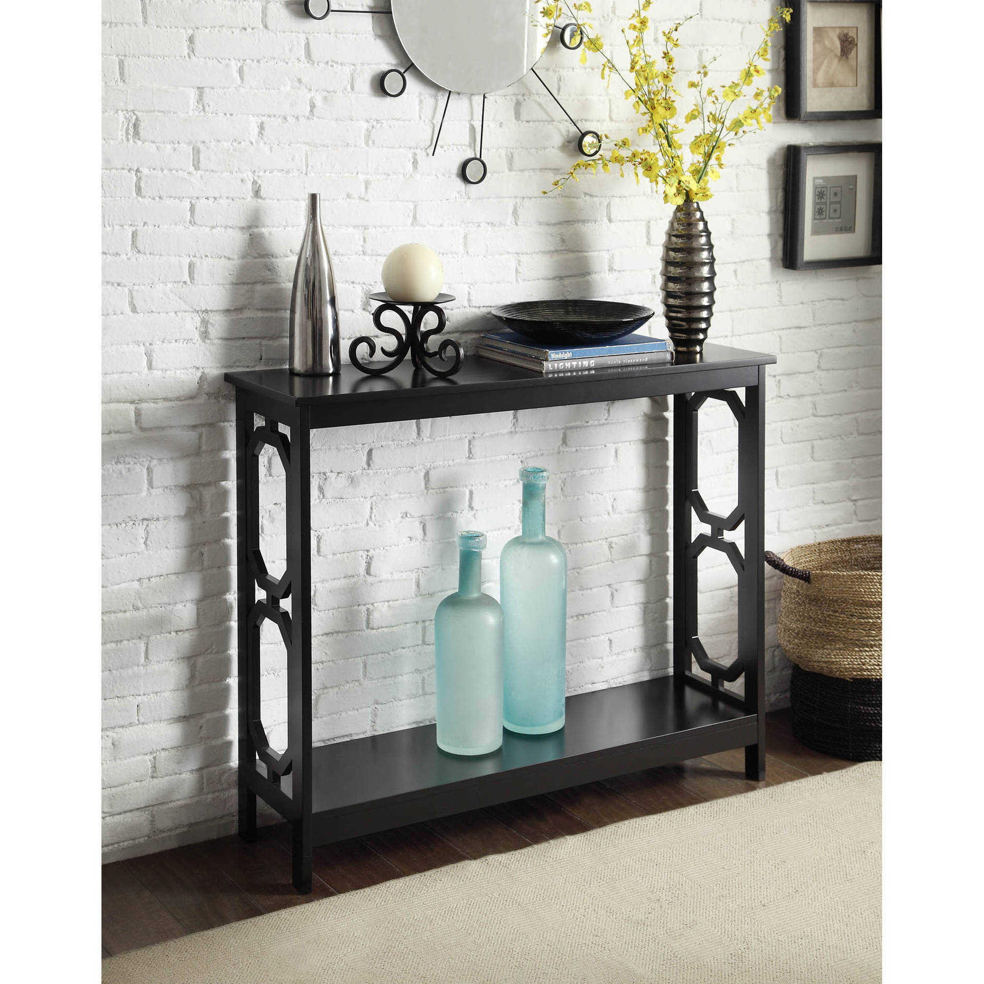 Convenience Concepts Omega Console Table by Generic