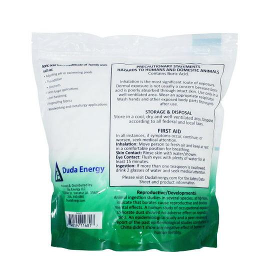 Sodium Bicarbonate Powder, 5 lb Organic Food Grade ORMI Listed Pure Baking  Soda