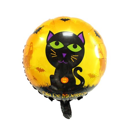 Mosunx Happy Halloween Party Household Children Pumpkin Balloon Ghost Decor Terror Fun