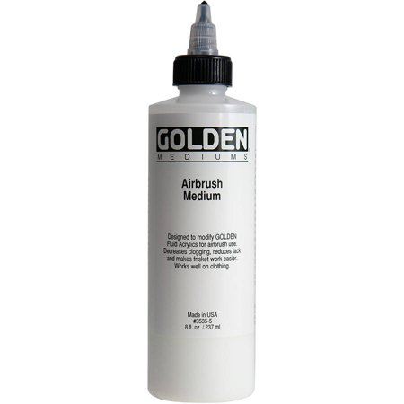 Golden - Airbrush Medium - 8 oz.