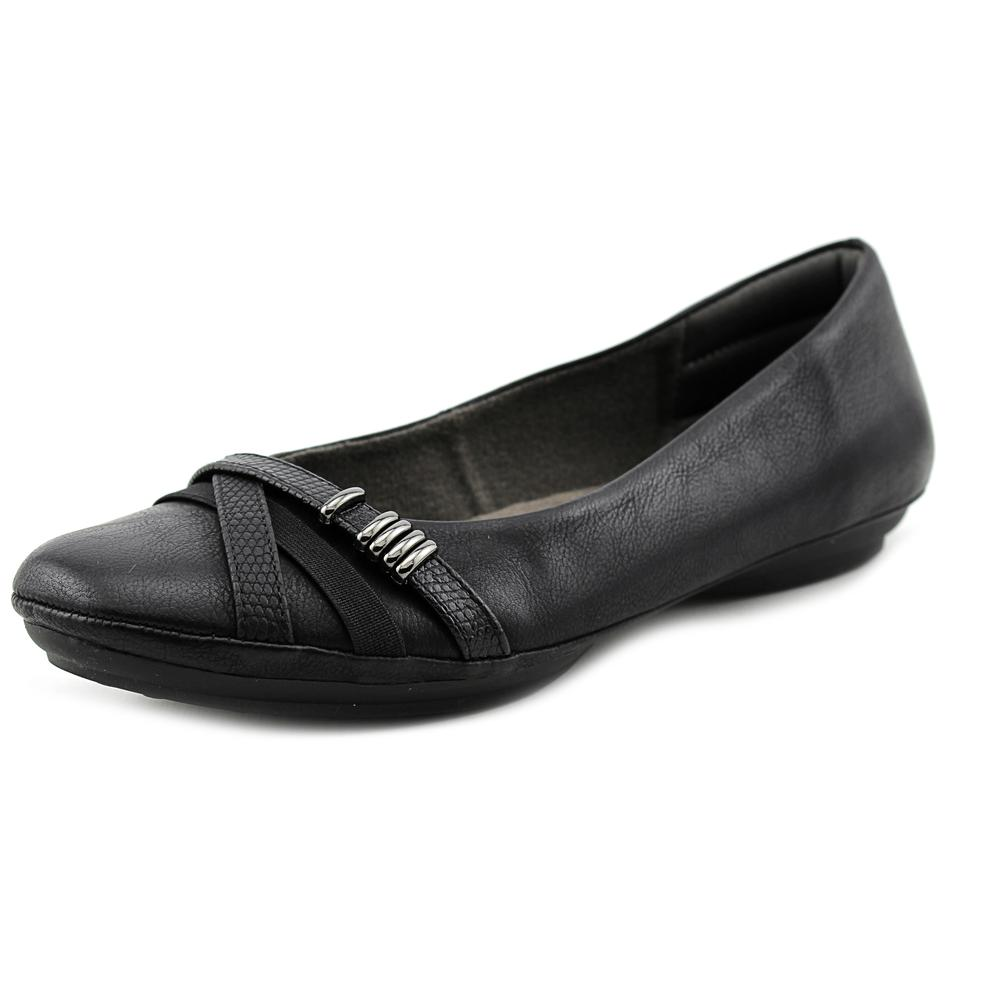 Eurosoft by Sofft Shaina Round Toe Synthetic Flats by Eurosoft by Sofft