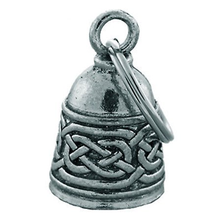 Celtic Guardian® Bell Motorcycle Harley Accessory Gremlin Spirit Charm