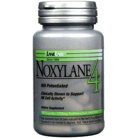 Lane Labs Noxylane 4 Capsules, 50 CT