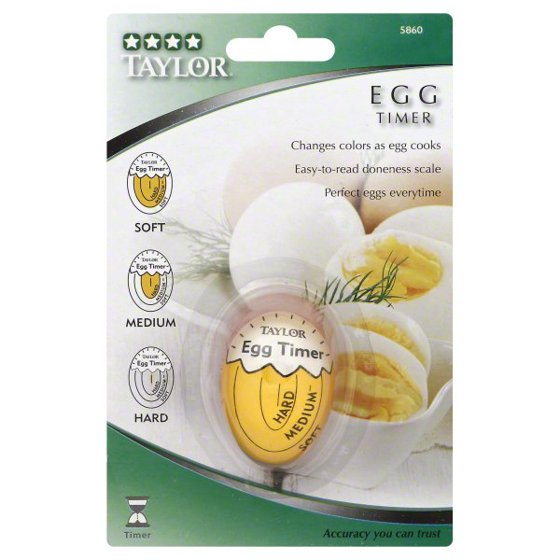Taylor Precision Products Inc Taylor Egg Timer 1 Timer Walmart