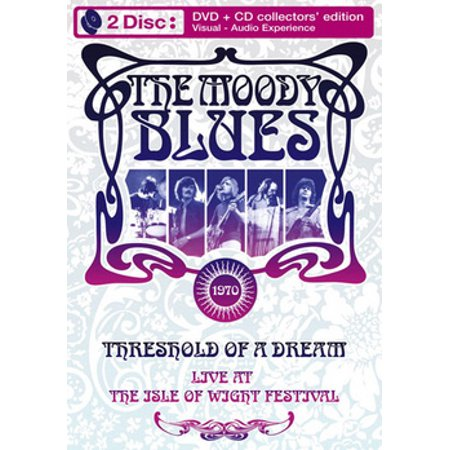 The Moody Blues: Threshold of a Dream Live at the Isle of Wight Festival 1970
