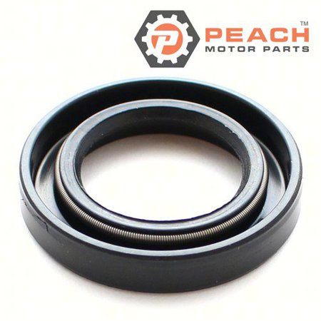 Peach Motor Parts PM-93101-22067-00  PM-93101-22067-00 Seal, Oil S-Type Lower Unit Gearcase Drive Shaft; Replaces Yamaha®: 93101-22067-00, 93101-22M00-00, Mercury Marine®: 26-83406M, 26-82233M, 26-854