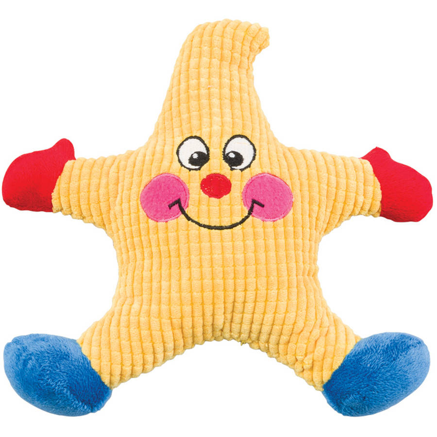 Nursery Rhyme Twinkle Twinkle Little Star Dog Toy, 9""
