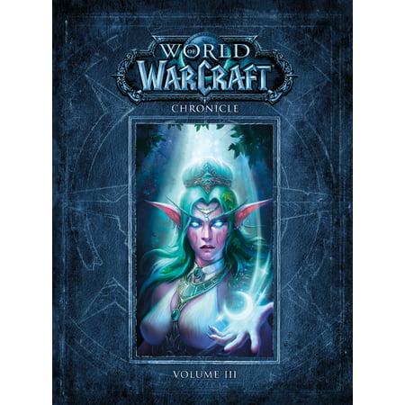 World of Warcraft Chronicle Volume 3 (World Of Warcraft Pj)